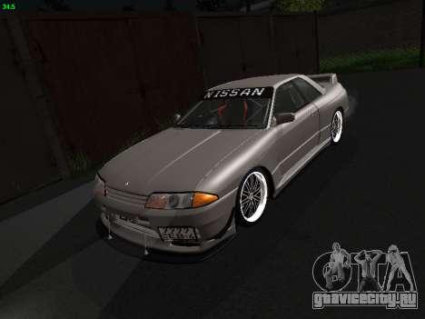Nissan Skyline BNR32 для GTA San Andreas