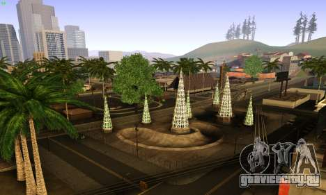 ENBSeries Exflection для GTA San Andreas