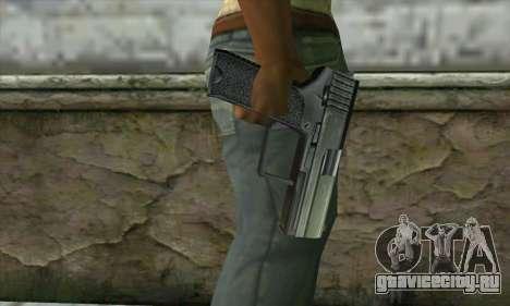 Colt 45 из Postal 3 для GTA San Andreas третий скриншот