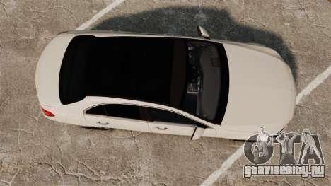 Mercedes-Benz C-Class (W205) AMG 2014 для GTA 4 вид справа