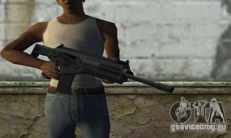 Beretta ARX 160 для GTA San Andreas третий скриншот