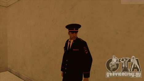Скины полиции и армии для GTA San Andreas восьмой скриншот