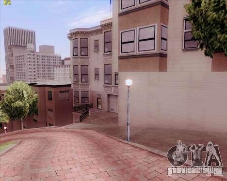 ENB HD CUDA 2014 v.3.5 Final для GTA San Andreas второй скриншот