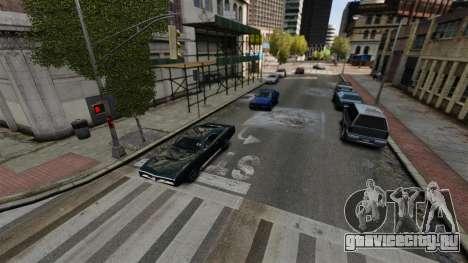 Реальный трафик для GTA 4 четвёртый скриншот