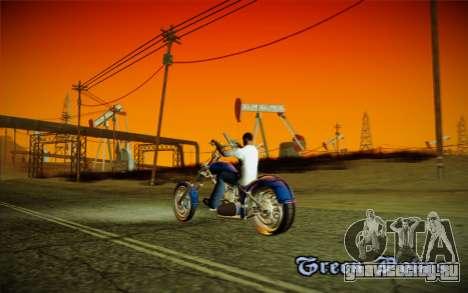 ENBSeries для слабых ПК для GTA San Andreas пятый скриншот