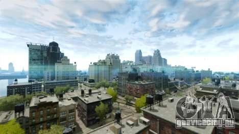 Погода Парижа для GTA 4 третий скриншот