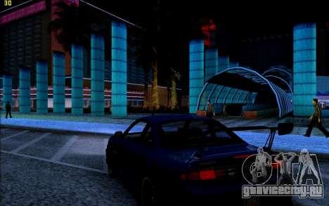 ENB HD CUDA 2014 v1.0 для GTA San Andreas пятый скриншот