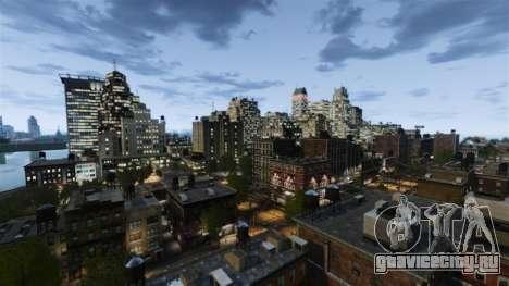 Погода Нью-Йорка для GTA 4