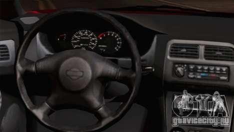 Nissan Silvia S14.5 для GTA San Andreas вид справа