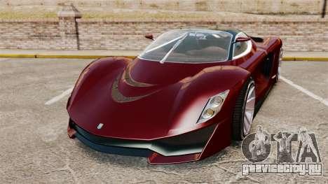 GTA V Grotti Turismo R v2.0 для GTA 4