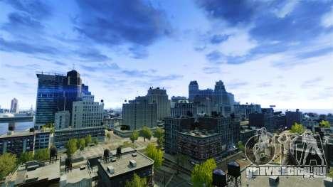 Погода Италии для GTA 4 третий скриншот