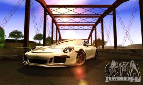 ENBSeries Exflection для GTA San Andreas пятый скриншот