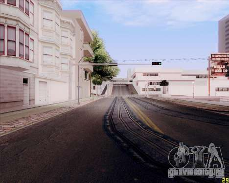 ENB HD CUDA 2014 v.3.5 Final для GTA San Andreas третий скриншот
