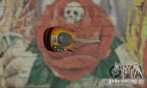 Guitar Eagle для GTA San Andreas второй скриншот