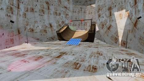 Двухэтажная арена для гонок на разрушение v2.0 для GTA 4 второй скриншот