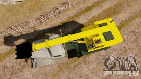 ЗиЛ-157 ГВК-32 для GTA 4 вид справа