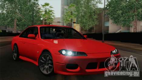 Nissan Silvia S14.5 для GTA San Andreas