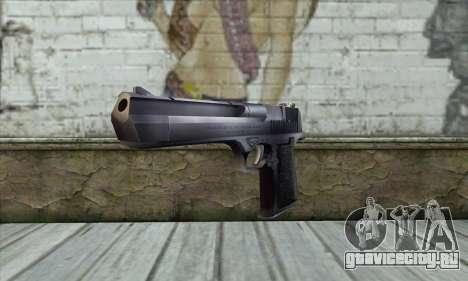 Desert Eagle из Counter Strike для GTA San Andreas