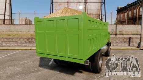 Si Buxiang Truck для GTA 4 вид сзади слева
