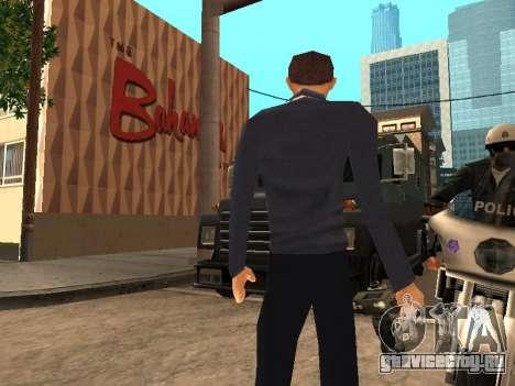 Peter Parker из игры Spider-Man 2 для GTA San Andreas третий скриншот