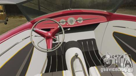 Ford Roadster 1936 Chip Foose 2006 для GTA 4 вид сбоку