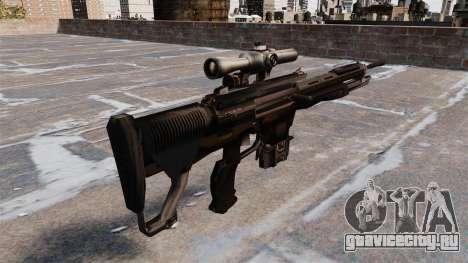 Снайперская винтовка DSG-1 для GTA 4 второй скриншот