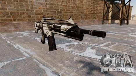 Автомат Crysis 2 v2.0 для GTA 4