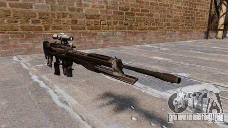 Снайперская винтовка DSG-1 для GTA 4