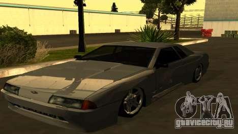 Elegy 280sx для GTA San Andreas двигатель