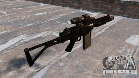 Автоматическая винтовка FN FAL DSA для GTA 4 второй скриншот