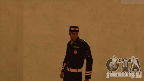 Скины полиции и армии для GTA San Andreas третий скриншот