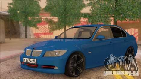 BMW 330i для GTA San Andreas