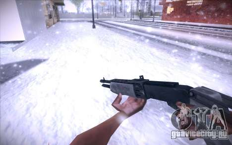 Spas 12 для GTA San Andreas второй скриншот