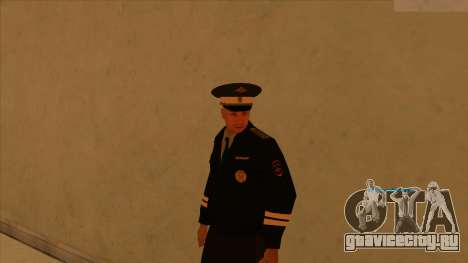 Скины полиции и армии для GTA San Andreas двенадцатый скриншот