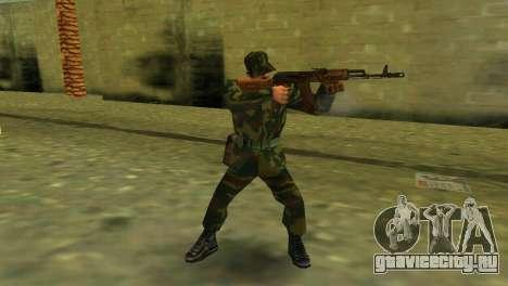 Форма ВС РФ для GTA Vice City третий скриншот
