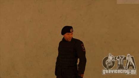 Скины полиции и армии для GTA San Andreas шестой скриншот