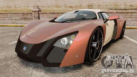 Marussia B2 для GTA 4