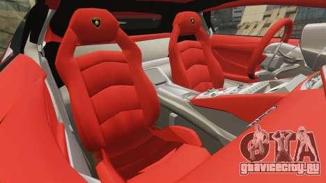 Lamborghini Huracan 2014 Oakley Tuning для GTA 4