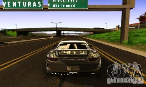 ENBSeries Exflection для GTA San Andreas восьмой скриншот