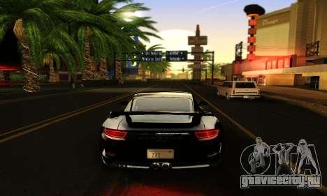 ENBSeries Exflection для GTA San Andreas двенадцатый скриншот