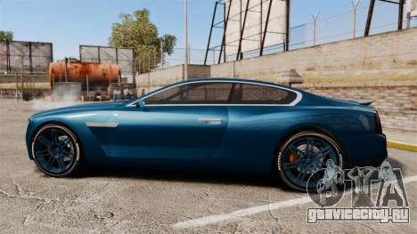 GTA V Albany Alpha для GTA 4 вид слева