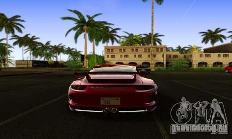 ENBSeries Exflection для GTA San Andreas четвёртый скриншот