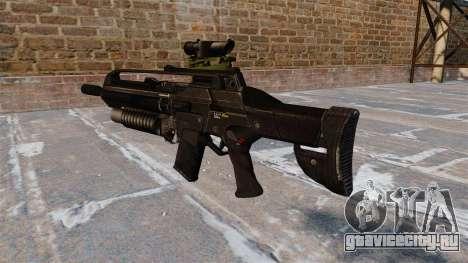 Автоматическая винтовка SCAR для GTA 4 второй скриншот