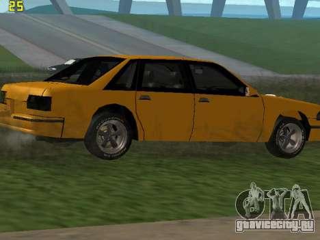 Premier 2012 для GTA San Andreas вид сверху