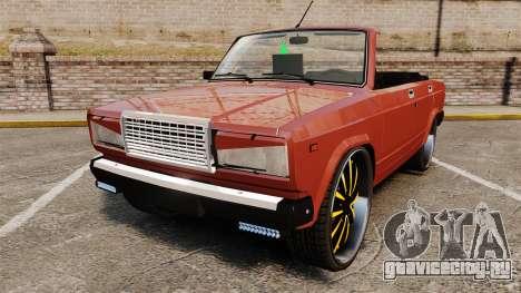ВАЗ-2107 Donk Style для GTA 4