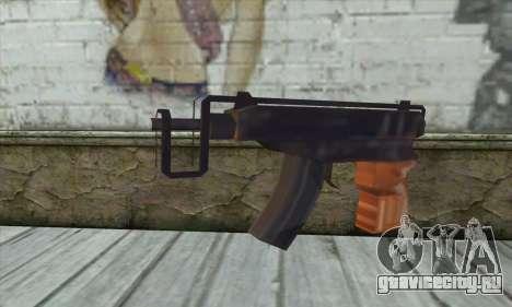 Автомат для GTA San Andreas