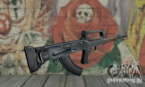 Винтовка для GTA San Andreas второй скриншот