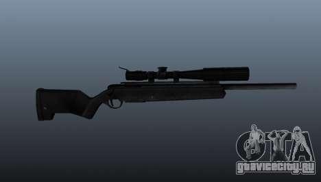 Снайперская винтовка Steyr Scout для GTA 4 третий скриншот
