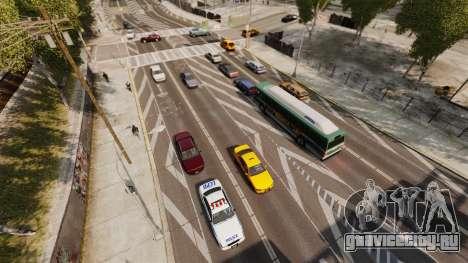 Реальный трафик для GTA 4