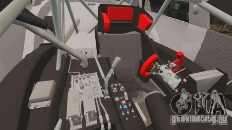 Audi A4 2008 Touring car для GTA 4 вид сверху